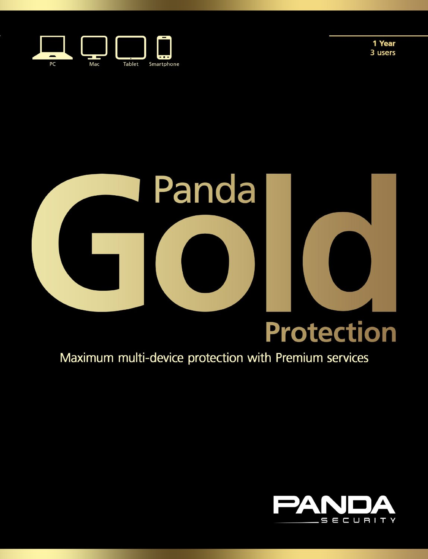 Panda Gold Cover Antivirus